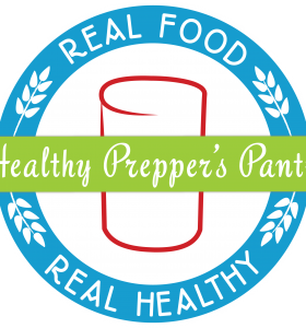 Healthy Prepper's Pantry - Secondary Logo