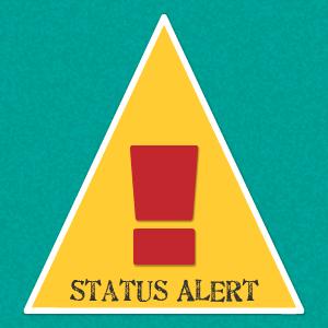 Stacey Sansom Designs Status Alert
