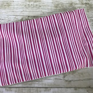 Ice Pack Cover - Magenta Stripes - 6x8