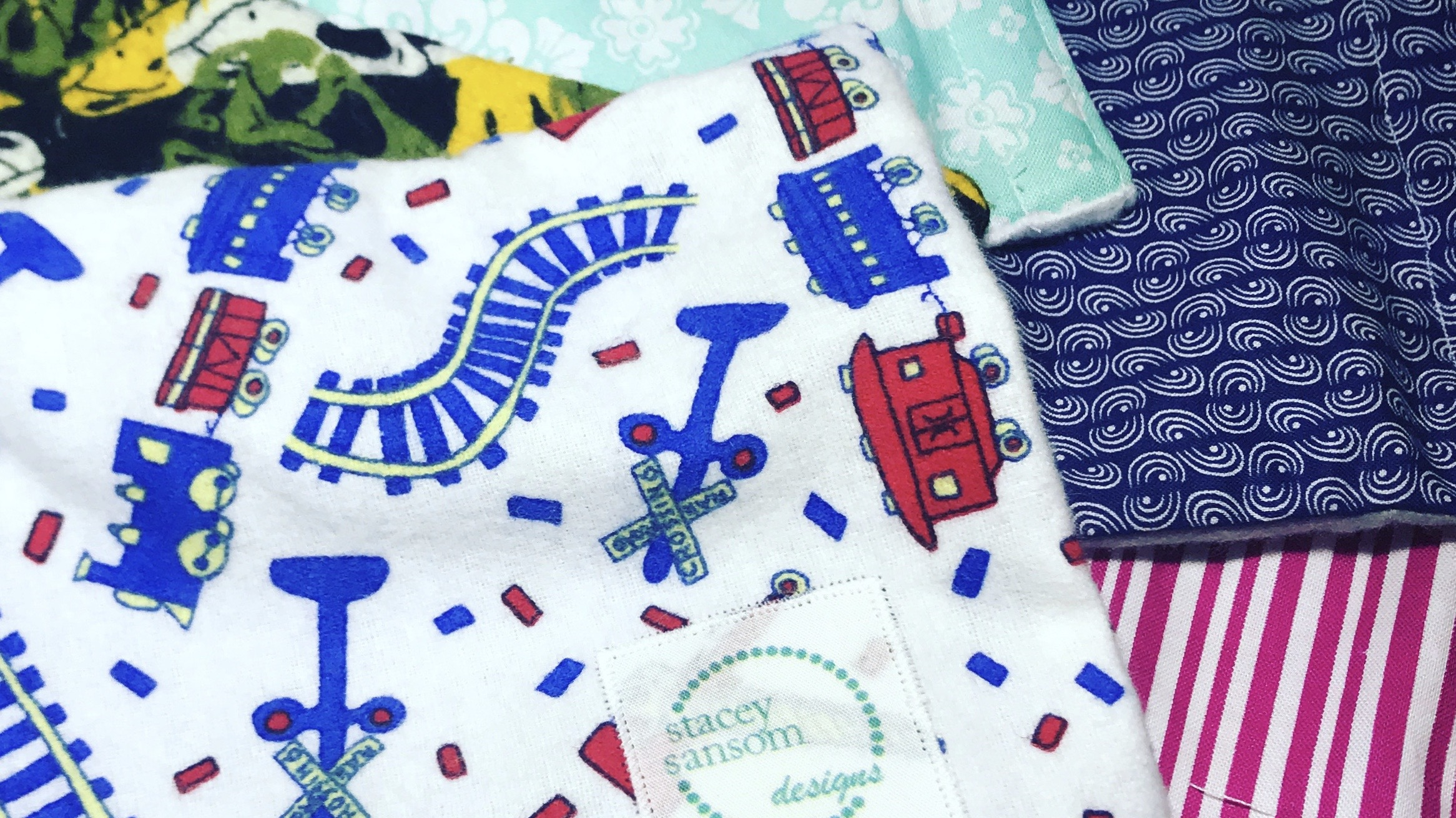 The new ice pack covers released at Stacey Sansom Designs