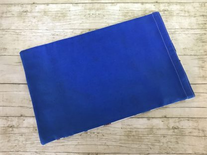 Ice Pack Cover - Blue Train - 8x12 - Stacey Sansom Designs