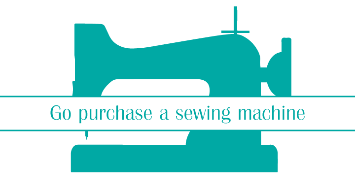 "Stacey Sansom Designs post topic: ""Go purchase a sewing machine"""