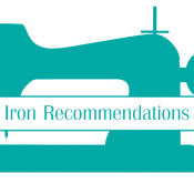 Stacey Sansom Designs - Iron Recommendations