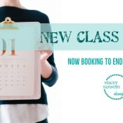Sewing Lessons | New class times available | Learn to Sew | Stacey Sansom Designs
